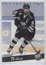 2016-17 Cardset Finland SM-Liiga #359 Tomi Kallio Hockey Card