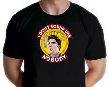 Elvis Presley - I Don't Sound Like Nobody T-shirt (Jarod Art Design)