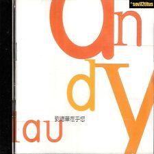 CD 1996 Andy Lau Liu De Hua 劉德華 在乎您 #3193