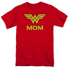 Wonder Woman Wonder Mom DC Comics Licensed Adult T Shirt