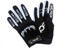 New Mountainbike / BMX / Downhill Glove Full Finger Glove - White  /  Black Men