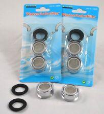 2 - 10 Wasserhahnfilter Wasserfilter Luftsprudler Perlator Aussengewinde
