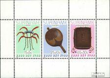 Surinam Block36 (kompl.Ausg.) postfrisch 1983 Gebrauchsgegenstände