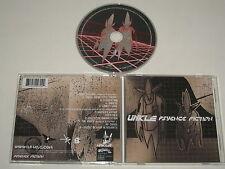Unkle/psyence fiction (LUN wax 540 970-2) CD album
