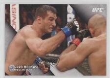 2015 Topps UFC Knockout #36 Gegard Mousasi MMA Card