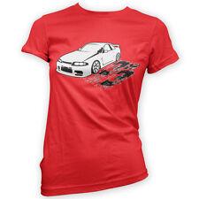 Skyline R33 Womens T-Shirt -x14 Colours- Drift JDM Japan Race Cruise Furious