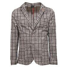 9979Q giacca uomo LOFT 1 giacche nero beige jacket men