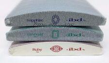 IBD JEWEL FILES - Set of 20ct IBD Sapphire/Ruby/Emerald/Diamond READY TO SHIP