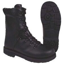 BOTTES DE COMBAT mode 2000 doublure en cuir army BW Chaussures Armée extérieur