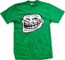 Troll Face Internet Meme Coolface Ramirez Swag Mad Problem Blog Men's T-Shirt