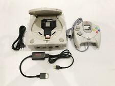 SEGA Dreamcast Console with GDEMU 128GB SD Card PAL 220V HDMI