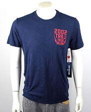 True Religion Men's Big Bolts Graphic Logo Tee Shirt/Top - MC727TS71