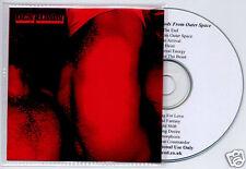 DEN HAAN Gods From Outer Space UK 12-trk promo test CD