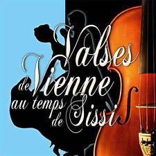 CD Valses de Vienne au temps de Sissi / Johann Strauss