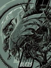 Alien Queen Xenomorph Sci-Fi Movie Art BW Huge Giant Wall Print POSTER