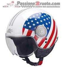 Casco Kappa Kv8 national USA bandiera americana moto scooter