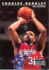 1992-93 Skybox Charles Barkley Olympics #8
