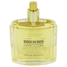 Boucheron by Boucheron 3.4 oz EDT or 3.4 oz EDP Perfume for MEN Tester