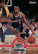 Tim Hardaway, Magic Johnson,1994 USA Basketball Team Trading Card - Not Postcard