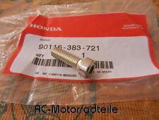 Honda CB 125 175 200 250 Schraube Gabel Gabelbeine M8 Bolt Socket