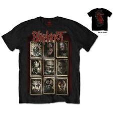 Slipknot 'New Masks' T-Shirt - NEW & OFFICIAL!