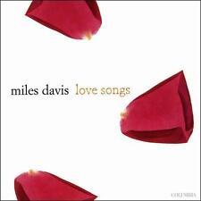 Love Songs, Davis, Miles,Very Good, ### Audio CD with artwork-complete,Audio CD,