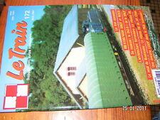 Le train n°172 BB 4100/4600 Gare Alsace BB15000 Mozart