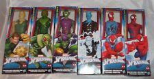 """Marvel Spider-man Titan Hero 12"""" Figura Hasbro Spiderman nuevas versiones de 2016!"""