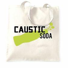 Battle Royale Tote Bag Caustic Soda Drink Toxic Bubble Bottle