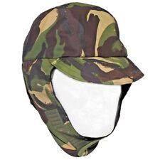 BRITISH ARMY DPM GORE-TEX HAT - FISHING CAP - ALL SIZES - GENUINE - PEAK CAP