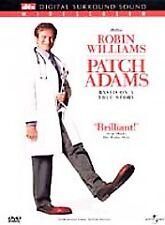 Patch Adams (DVD, 1999, Widescreen DTS) NEW