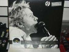 PIL Public Image Limited Line At Rockpalast 1983 EU Limited Edit  RSD  Neu!