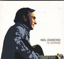 NEIL DIAMOND - 12 songs CD