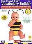 Bee Smart Baby Multilingual Vocabulary Builder 2, Good DVD, Kids, BumbleBee, Bum