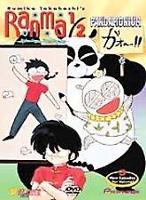 Ranma 1/2: Random Rhapsody (Season 6) Vol. 6 - Pandemonium (DVD, 2001)