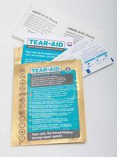 Tear Aid Reparaturflicken, Reparatur von Kunststoff, Gummi, Plastik Neuware!