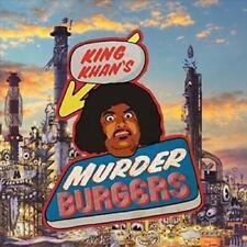 KING KHAN/THE GRIS GRIS MURDERBURGERS * NEW VINYL