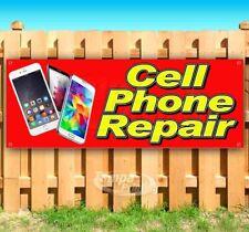 CELL PHONE REPAIR Advertising Vinyl Banner Flag Sign Many Sizes