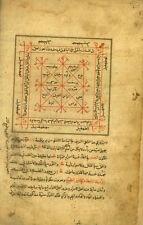 7 TITLES DIGITAL ARABIC MANUSCRIPT ILLUSTRATED OCCULT NUMEROLOGY MAGIC
