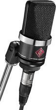 Neumann TLM 102 Condenser Plug-in Professional Microphone - Black