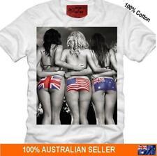 T-Shirt Casual Street Fashion Mens Ladies AU STOCK