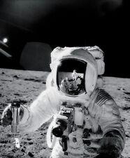 NASA - Astronaut Alan Bean - Sample Container - Moon Landing Space Photo Poster