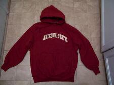 Arizona State Sundevils Steve & Barrys Sweatshirt Jacket Hoodie Adult Small