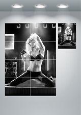 Jessica Alba Sin City Movie Stripper Large Wall Art Poster Print