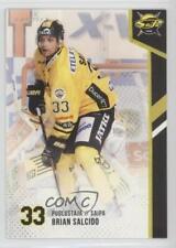 2014-15 Cardset Finland SM-Liiga #281 Brian Salcido Hockey Card