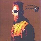 """STEVIE V """" the adventures of """"    CD"""