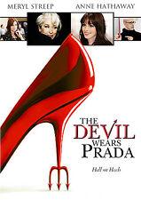 The Devil Wears Prada (DVD, 2006, Full screen) Irresistible Full Screen Edition