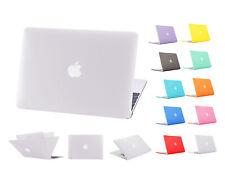 Gummiert matte Hard Case f. Apple Macbook Schutz Hülle Cover Schale Tasche Etui
