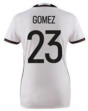 Maillot Adidas DFB 2016-2018 Home Femmes-Gomez 23 [xs-xl] EM Allemagne