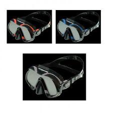 Atomic SubFrame-Einglasmaske Tauchermaske versch. Farben Diving Mask